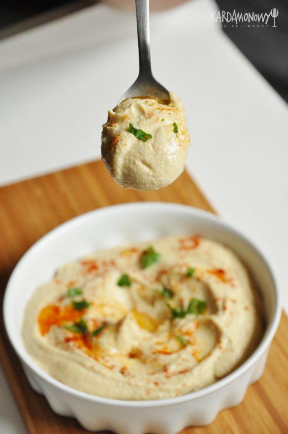 Hummus i tahini