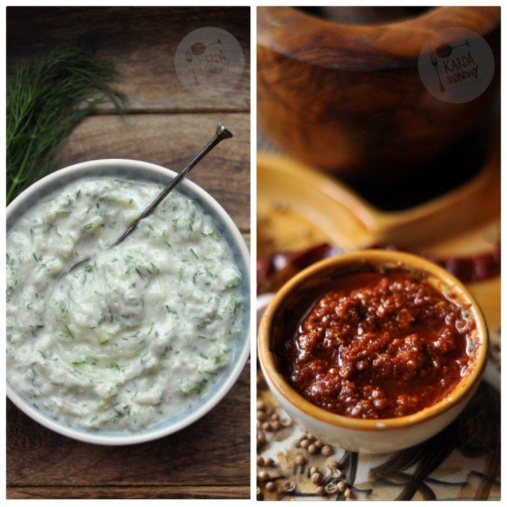 Sosy do potraw z grilla