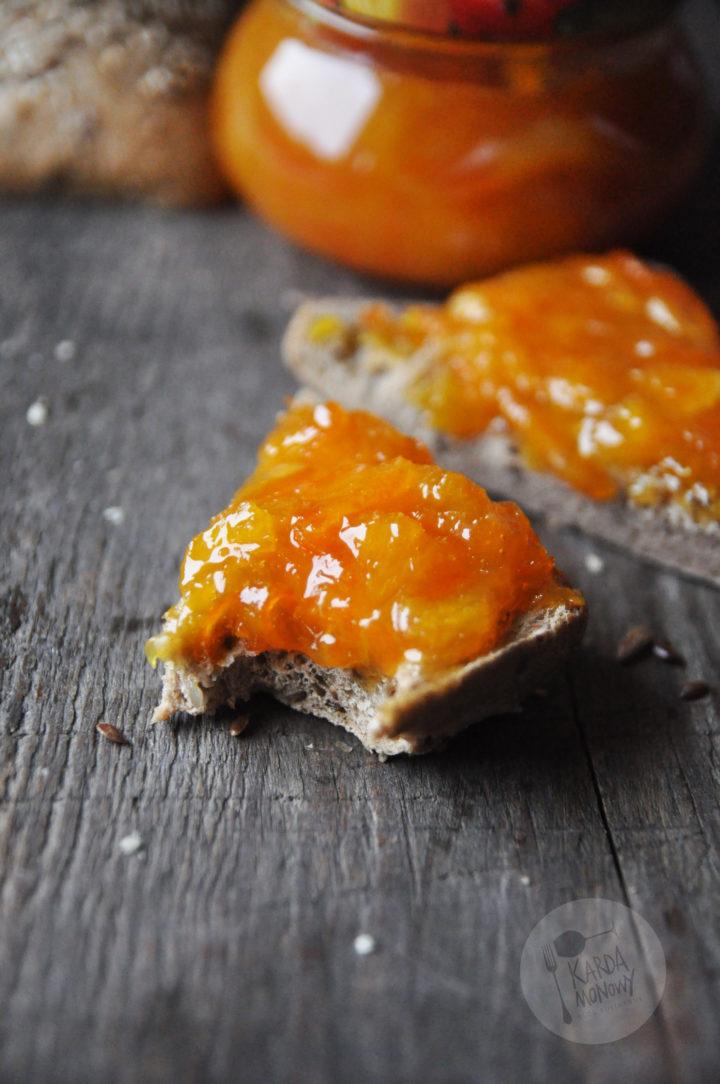Dżem pomarańczowy