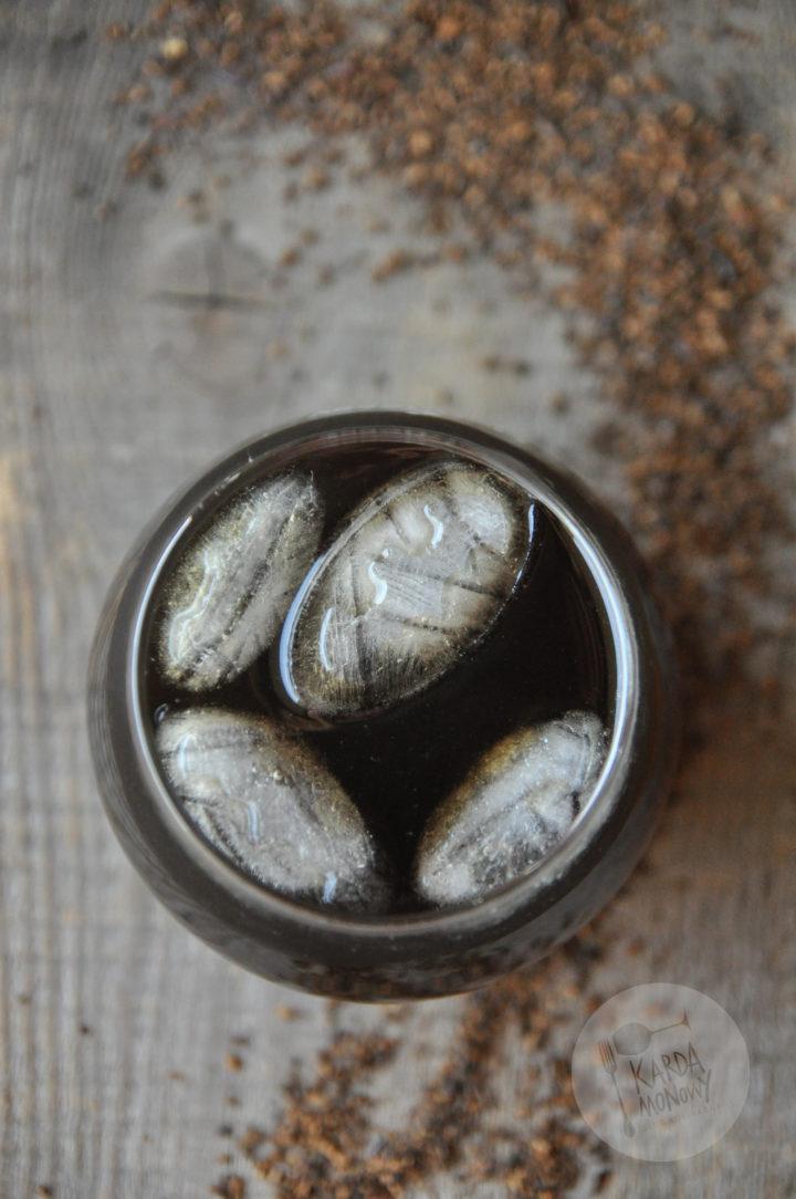 Cold brew z kawy zbożowej