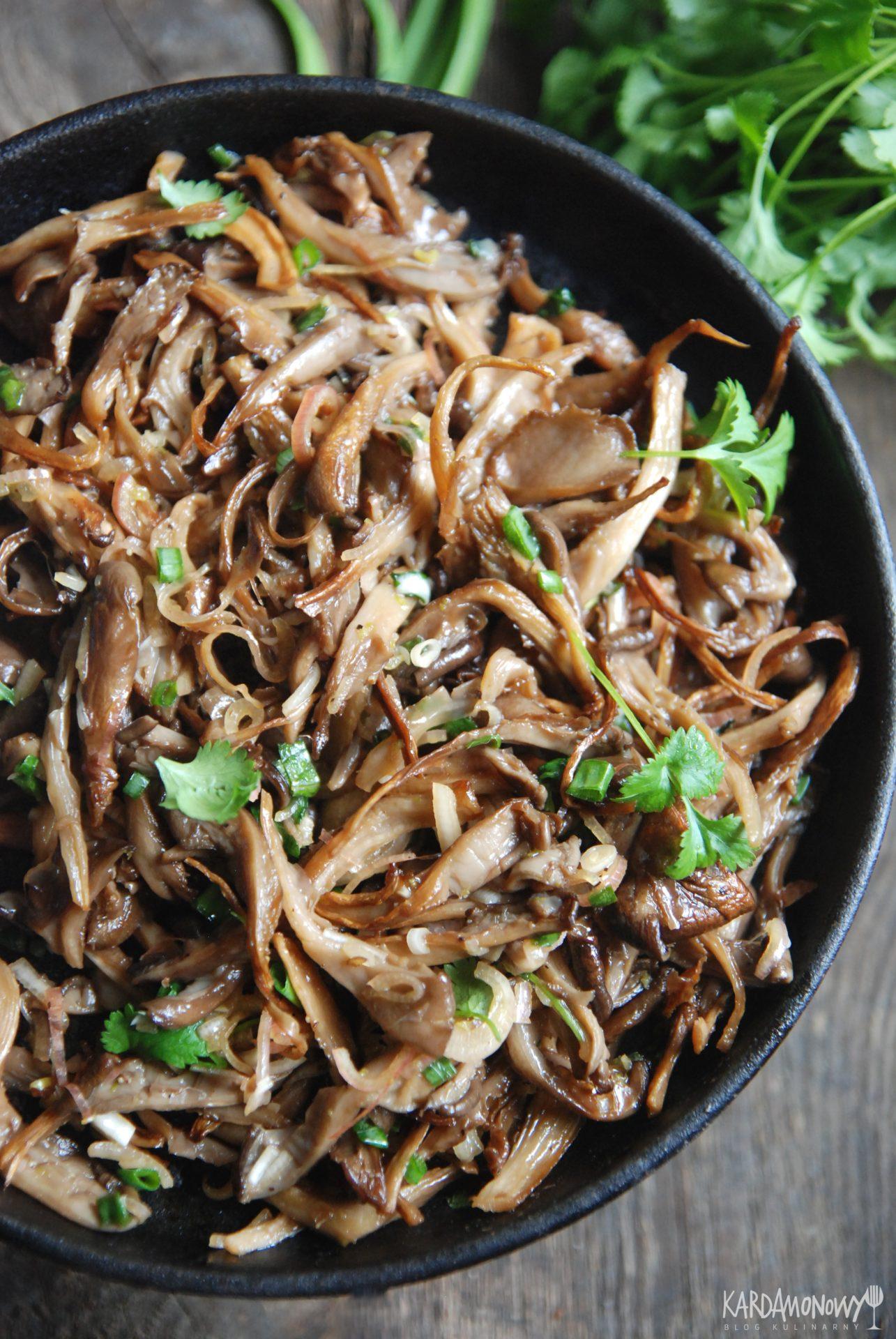 Tajskie boczniaki